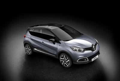 Renault Captur, arriva l' 1.6 dCi da 110 cv