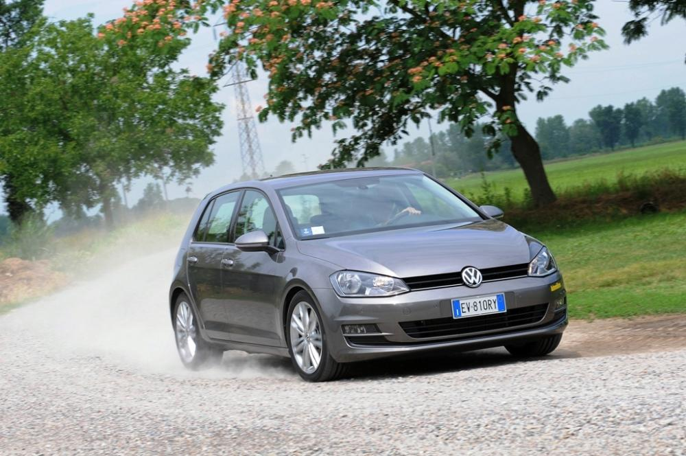 Golf VII 1.6 TDI 105 CV 4 Motion