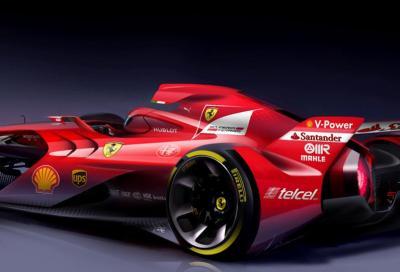 Ferrari Concept F1 , dite la vostra
