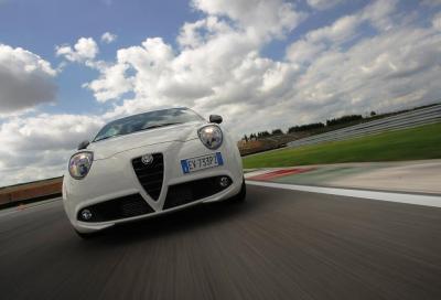 Alfa Romeo MiTo Quadrifoglio Verde, la nostra prova