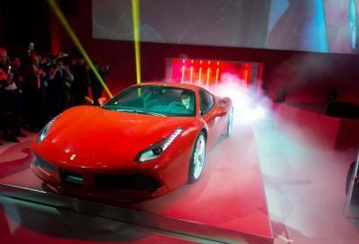 Ferrari 488 GTB, doppia festa a Maranello