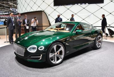 Bentley, la nuova EXP 10 Speed 6 concept