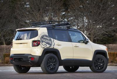 2015 Moab Easter Jeep Safari, sette nuove concept