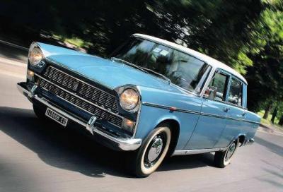Epoca, la Fiat 1500 L del 1964
