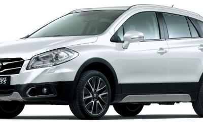 Suzuki S-CROSS 2015 iConnect Limited Edition