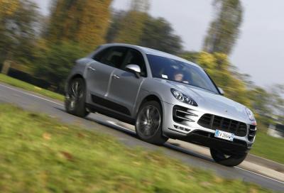 2015 Porsche Macan Turbo, la nostra prova