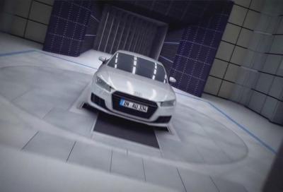 Produzione Audi, la fabbrica del futuro