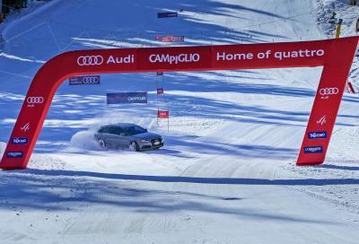 Audi Quattro Experience 2015, due nuovi video