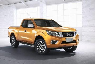 Nissan-Mercedes, arriva il pick-up