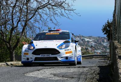 Rally di Sanremo 2015 , vince Peugeot