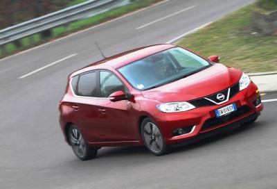 Nuova Nissan Pulsar 1.5 dci 110, la nostra prova