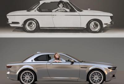 Car Design , effetto Vintage