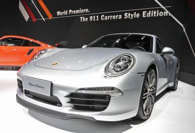 Porsche, la 911 Style Edition e la 911 Targa 4 GTS