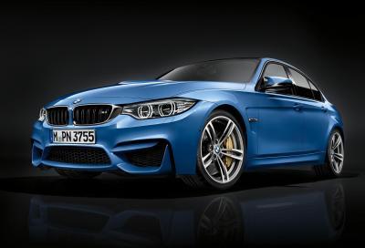 Nuova BMW Serie 3 MY 2016, 80 foto e tutte le caratteristiche