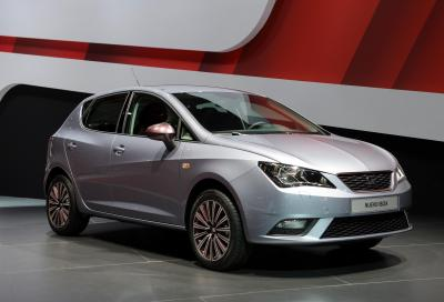 Nuova Seat Ibiza 2015