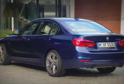 La nuova BMW Serie 3 berlina e Touring in 15 video HD