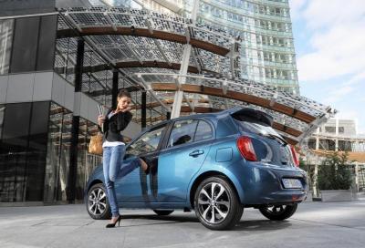 Nissan Micra, arriva l' aggiornamento Euro 6 e la nuova versione Comfort