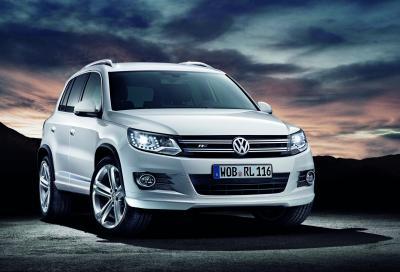 Volkswagen Tiguan, potenziati i 2.0 TDI e lievi aggiornamenti in arrivo