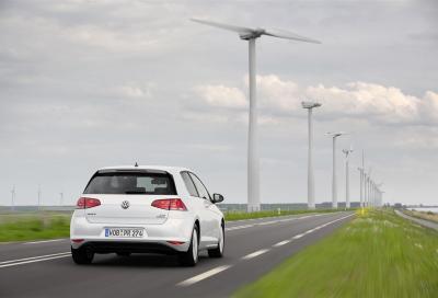 Volkswagen Golf, arriva un 3 cilindri turbo 1.0 da 115 cv