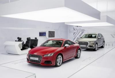 Auto ed elettronica, i mega trend futuri secondo Audi