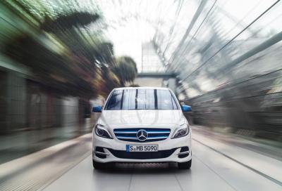 Mercedes Classe B Electric Drive, ora anche in leasing o a Noleggio Lungo Termine