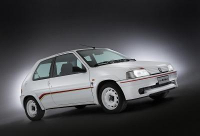 Peugeot 106 Rallye, un restauro riuscito