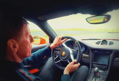 La Porsche 911 GT3 RS in 10 nuovi video HD