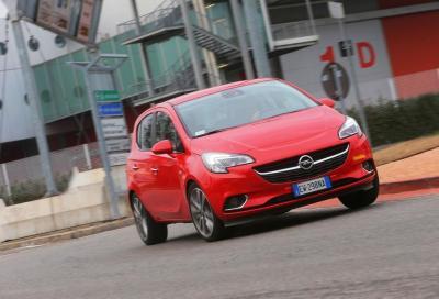 Nuova Opel Corsa 1.0 Turbo 90 CV, la nostra prova