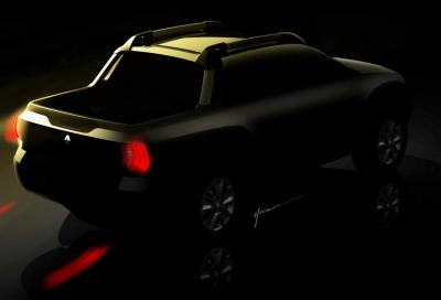 Nuovo Renault Duster Pickup 4x4
