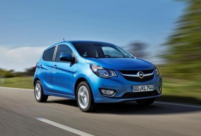 Nuova Opel Karl , le nostre prime impressioni