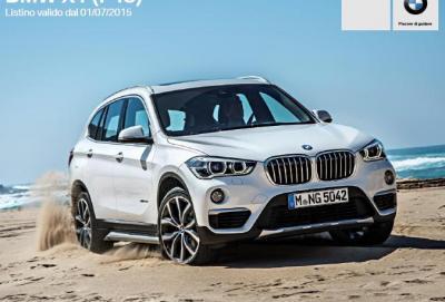 BMW aggiorna i prezzi della propria gamma