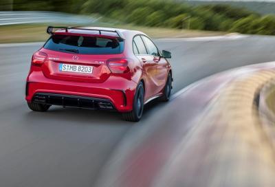 Nuova Mercedes Classe A 2016, tutte le caratteristiche