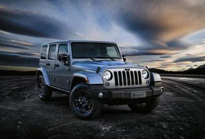 Jeep, arriva la Wrangler Black Edition