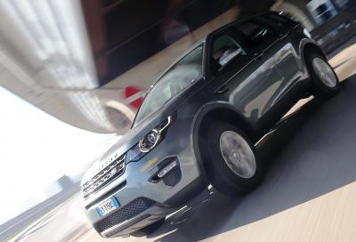 Land Rover Discovery Sport 2.2 SD4, la nostra prova