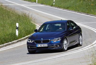 Nuova BMW Serie 3, 60 foto, video e prezzi