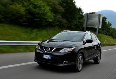 Nissan la nuova Qashqai DIG-T 163 parte da 24.940 euro