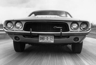 Dodge Challenger (1970), la storia