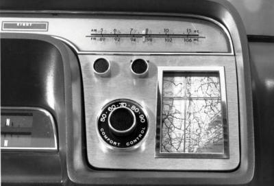 Così Ford immaginava il navigatore negli anni '60
