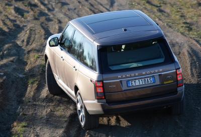 Range Rover HEV Autobiography, la nostra prova