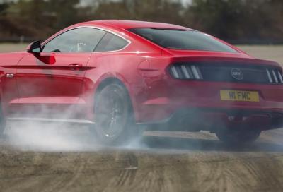 Nuova Ford Mustang, così è stata preparata per l' Europa