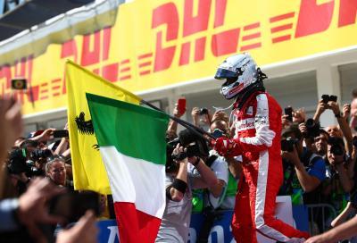 """F1 GP Ungheria 2015; Vettel """"Jules questa è per te"""""""