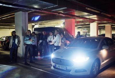 Workshop Ford, l'illuminazione del futuro