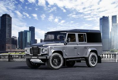 Land Rover Defender Sixty8 by Startech