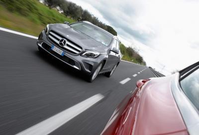 Mercedes, novità per Classe B, CLA e GLA