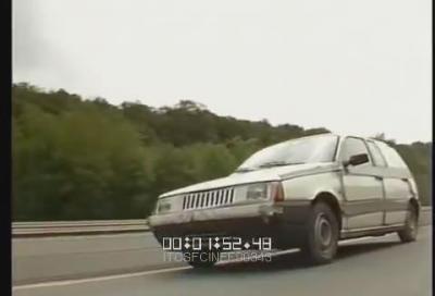 Così il Gruppo Fiat collaudava i modelli negli anni '80