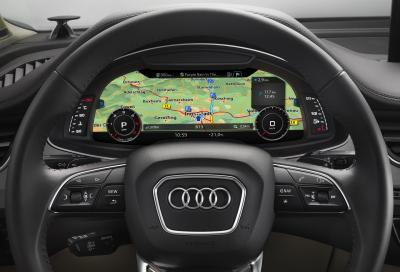 AUDI, BMW e Mercedes comprano da Nokia la divisione mappe digitali HERE