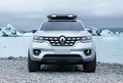 ALASKAN, il prossimo pick up Renault