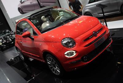 Fiat, a Francoforte c'e' la Nuova 500