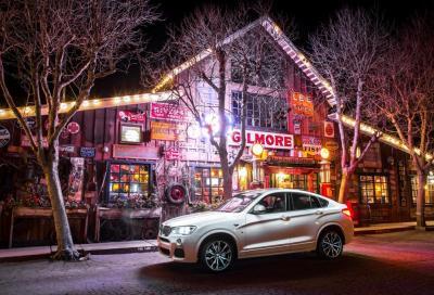 BMW, la nuova X4 M40i da 360 cv in 60 nuove immagini