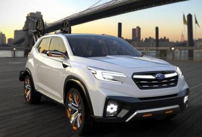 Le nuove Subaru VIZIV Future Concept e Impreza 5-Door Concept